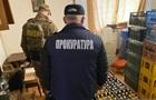 На Львовщине  накрыли  цех по изготовлению фальсифицированной водки