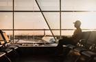 В українських аеропортах знизився пасажиропотік