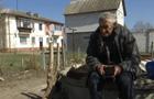 Под Киевом пенсионер живет в железной будке