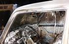 Чоловік після сварки спалив авто знайомої