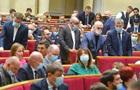 Рада відхилила два законопроекти про тарифи