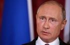 Путін зробив друге щеплення від COVID-19