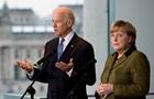 Меркель і Байден обговорили ситуацію в Україні