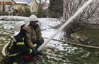 На Прикарпатье горела больница