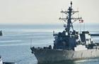 Туреччина підтвердила скасування проходу кораблів США в Чорне море