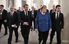 Зеленський і Макрон поговорять з Меркель - ЗМІ