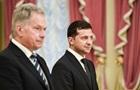 Зеленский обсудил гибридные угрозы с президентом Финляндии