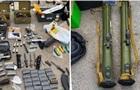 У Харкові виявили величезний склад зброї