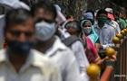 В Індії новий добовий рекорд за зараженнями COVID-19