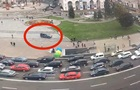 Масштабное ДТП на Майдане: потерявшего сознание водителя будут судить