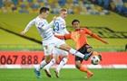 Динамо может досрочно оформить титул уже в следующем туре