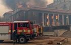 У Кейптаунському університеті велика пожежа