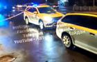 В Киеве масштабная погоня закончилась ДТП