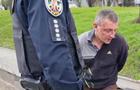 У Києві водій маршрутки побився з поліцейськими