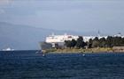 У Стамбулі сіло на мілину 180-метрове судно