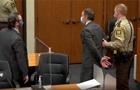 Колишній поліцейський Шовін визнаний винним у вбивстві Флойда