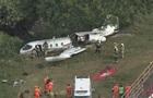У Бразилії при посадці розбився літак