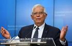Глава дипломатії ЄС заявив про підтримку України