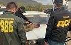 Инспектора пограничной службы задержали на взятке