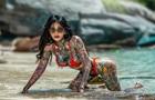 Жительница Таиланда покрыла татуировками 98% тела