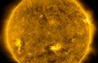 На Солнце зафиксировали ряд вспышек