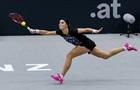 Калинина на отказе соперницы вышла в 1/8 финала турнира ITF