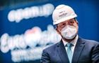 Головну сцену Євробачення проінспектував король Нідерландів