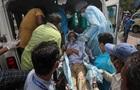В Индии очередной антирекорд по числу COVID-случаев за сутки