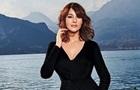 Моніка Беллуччі позувала в напівпрозорій сукні Dior