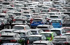 В Украине на треть выросли продажи новых авто