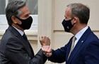США и Британия заявили об общей поддержке Украины