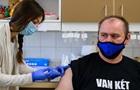У ЄС перша країна вакцинувала понад 50% населення