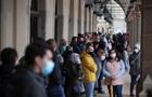 В Україні за добу 374 смерті від коронавірусу