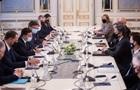 Зеленський і Блінкен обговорили ПП-2, Донбас і Крим