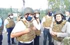 Глави МЗС трьох країн прибули на Донбас