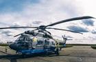 Нацгвардия получила третий вертолет Airbus