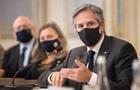 Блинкен оценил свой визит в Украину