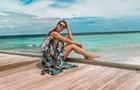 Популярная блогерша похвасталась фигурой в бикини
