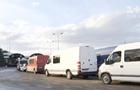 На польському кордоні скупчилися сотні авто