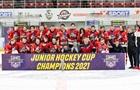 Донбас-1 - переможець Junior Hockey Cup