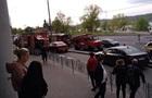 В одному з київських ТЦ горів паркінг
