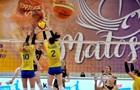 Українські волейболістки програли Швеції в відборі на ЧЄ-2021