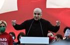 ЄС вніс заставу за заарештованого голову партії Саакашвілі