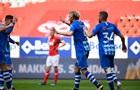 Безус відзначився голом у ворота Стандарда в матчі чемпіонату Бельгії