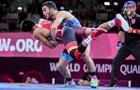 Насибов приніс українським борцям останню олімпійську ліцензію