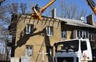 У ДСНС повідомили, скільки будинків відремонтували в зоні ООС