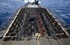 ВМС США затримали судно з російською зброєю