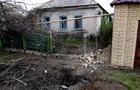 Житлові райони Мар їнки потрапили під обстріл
