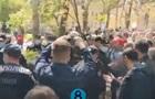 В Одесі сталася масова бійка через символіку