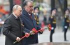 На парад у Москві приїхав один закордонний гість